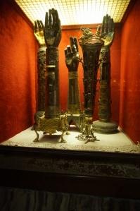 Venice reliquaries